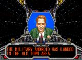 Cyber-Lip Neo Geo Your boss speaks to you during levels