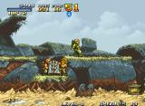 Metal Slug: Super Vehicle - 001 Neo Geo Guess what is behind the trousers correctly, and you'll get $10,000