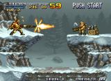 Metal Slug: Super Vehicle - 001 Neo Geo One of these tough guys that you'll meet throughout the game