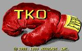 TKO DOS Title screen