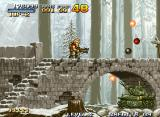 Metal Slug: Super Vehicle - 001 Neo Geo It's freezing today