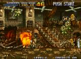 Metal Slug: Super Vehicle - 001 Neo Geo Mission 4