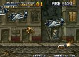Metal Slug: Super Vehicle - 001 Neo Geo More helicopters