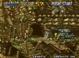 Metal Slug: Super Vehicle - 001 Neo Geo Mission 6