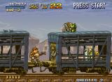 Metal Slug X Neo Geo Tarma the pig