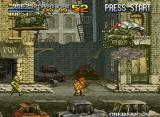 Metal Slug X Neo Geo Mission 6