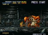 "Metal Slug 3 Neo Geo ""Good God!"", gasps Gerald, ""I've never seen a lobster as huge as you"""