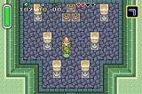 The Legend of Zelda: A Link to the Past/Four Swords Game Boy Advance Talk with this old-timer and a good surprise awaits Link. Play and see!