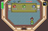 The Legend of Zelda: A Link to the Past/Four Swords Game Boy Advance The magic shop has a new owner in this version. She is a great design!