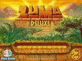 Zuma Deluxe Windows Title Screen
