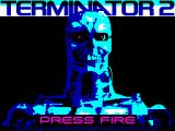 Terminator 2: Judgment Day ZX Spectrum Terminator