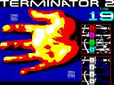 Terminator 2: Judgment Day ZX Spectrum Level 3 - Repair damaged tendons on the T101's arm