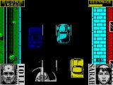 Terminator 2: Judgment Day ZX Spectrum Level 6 - Ride a SWAT van and destroy helicopter