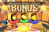 Donkey Kong Country 2: Diddy's Kong Quest Game Boy Advance Swanky and your Bonus Bonanza, a simple game of answers and questions. It's your chance to earn lives!