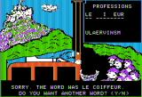 La Guillotine Apple II Le Coiffeur (A Hairdresser)