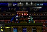 Batman: Return of the Joker Genesis Starting level