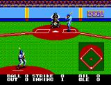 Great Baseball SEGA Master System Get ready...