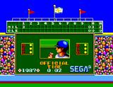 Great Baseball SEGA Master System Let's all have a cola ... to celebrate