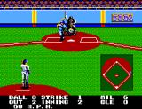 Great Baseball SEGA Master System Missed the ball