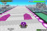 F-Zero: Maximum Velocity Game Boy Advance Since the SNES version, the dash zones shows the difference between winning or losing. Do not lose them!