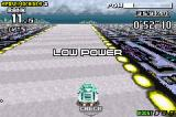 F-Zero: Maximum Velocity Game Boy Advance If you lose a great amount of POWER, your maximum velocity reduces. Prevent this!
