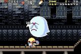 Super Mario World: Super Mario Advance 2 Game Boy Advance Magic cape: it gave many powers for Mario. One of them helps him to kill ghosts