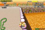 F-Zero: Maximum Velocity Game Boy Advance If you collide in this guard rail, the machine power decreases