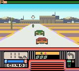 Chase H.Q.: Secret Police Game Boy Color About to crash into a green car