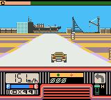 Chase H.Q.: Secret Police Game Boy Color Driving towards a port