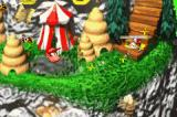 Donkey Kong Country 2: Diddy's Kong Quest Game Boy Advance You can use the Gyrocopter to back in some worlds and find remaining bonus stages or else life balloons.
