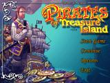 Pirates of Treasure Island Windows Main menu