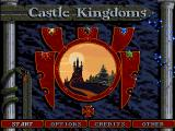 Castle Kingdoms Amiga Title Screen