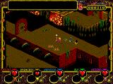 Castle Kingdoms Amiga The first level