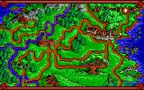 Hillsfar DOS Map overview