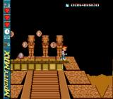 The Adventures of Mighty Max Genesis Inca level