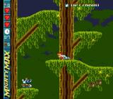 The Adventures of Mighty Max Genesis Jungle level