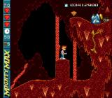 The Adventures of Mighty Max Genesis Volcanic level