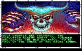Curse of the Azure Bonds DOS Intro continued after battle