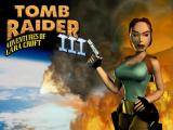 Tomb Raider III: Adventures of Lara Croft Windows Main Menu/Title Screen