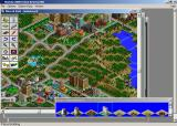 SimCity 2000 Urban Renewal Kit Windows 3.x Editing a city