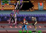 Mutation Nation Neo Geo Never seen those aliens before
