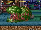 Mutation Nation Neo Geo A gruesome sight