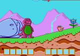 Barney's Hide & Seek Game Genesis Barney embarks on his journey