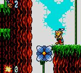 Astérix and the Great Rescue Game Gear Nice plants there... should I jump?