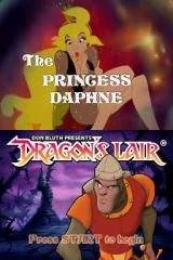 Dragon's Lair Nintendo DS Princess Daphne