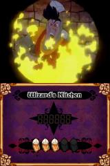 Dragon's Lair Nintendo DS Wizard's kitchen