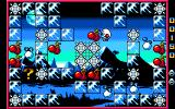 Kwik Snax Amiga Ice - collect all cherries to finish this level