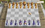 Sargon V: World Class Chess DOS (VGA) Chess board with enhanced pieces