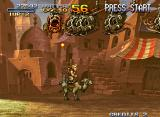 Metal Slug 2: Super Vehicle - 001/II Neo Geo You are shot at by a swarm of helicopters