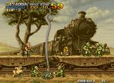 Metal Slug 2: Super Vehicle - 001/II Neo Geo Mission 3